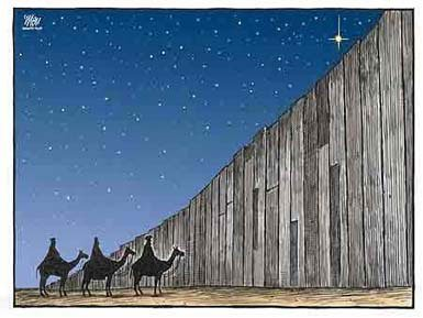 Jesus Anchor Baby Illegal Immigrant A Unitarian